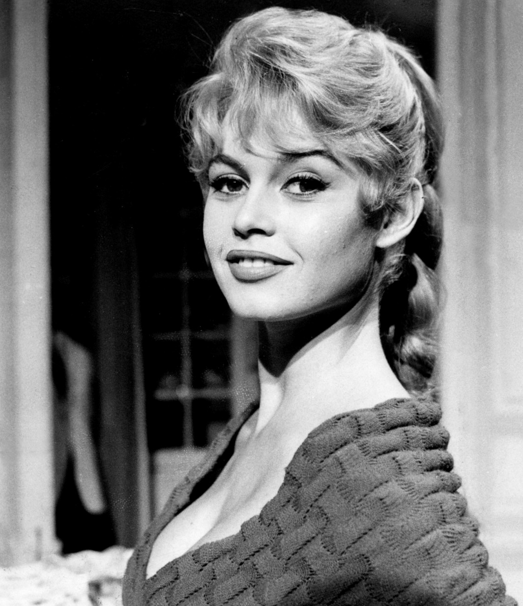 The 50 s and 60 s french actress brigitte bardot was admired by