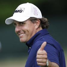 Phil Mickelson, British Open, positive attitude