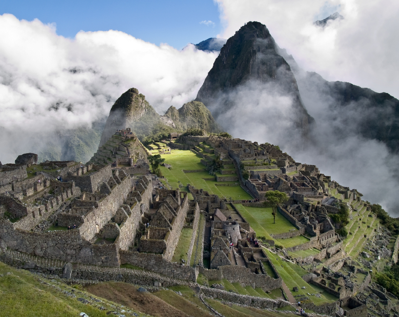 don't use Power Places Tours to visit Machu Piccu with Gregg Braden