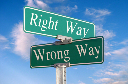 Right and Wrong with Law of Attraction