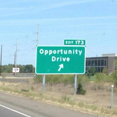 Opportunity Drive