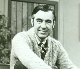 Mr. Rogers advice fits for schoolyard shooting