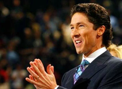 Joel Osteen and the Law of Attraction