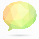 polygonal-speech-bubble-5