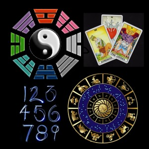 Law of Attraction, Astrology, Feng Shui, Numerology