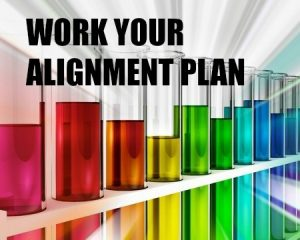 Work Your Alignment Plan