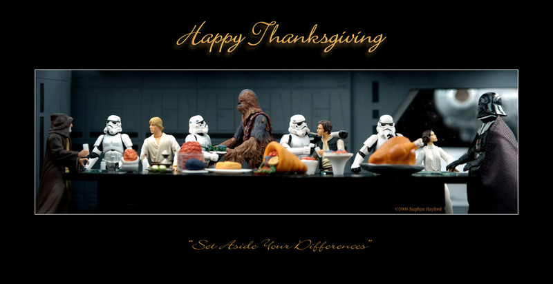 how to enjoy thanksgiving