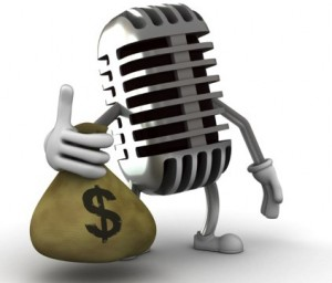 manifest money through music