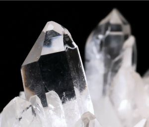 Crystals and Law of Attraction