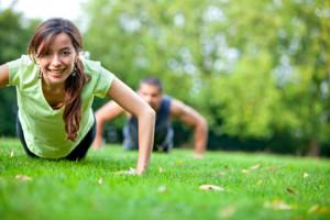 Vibration Activation: Healthy Body