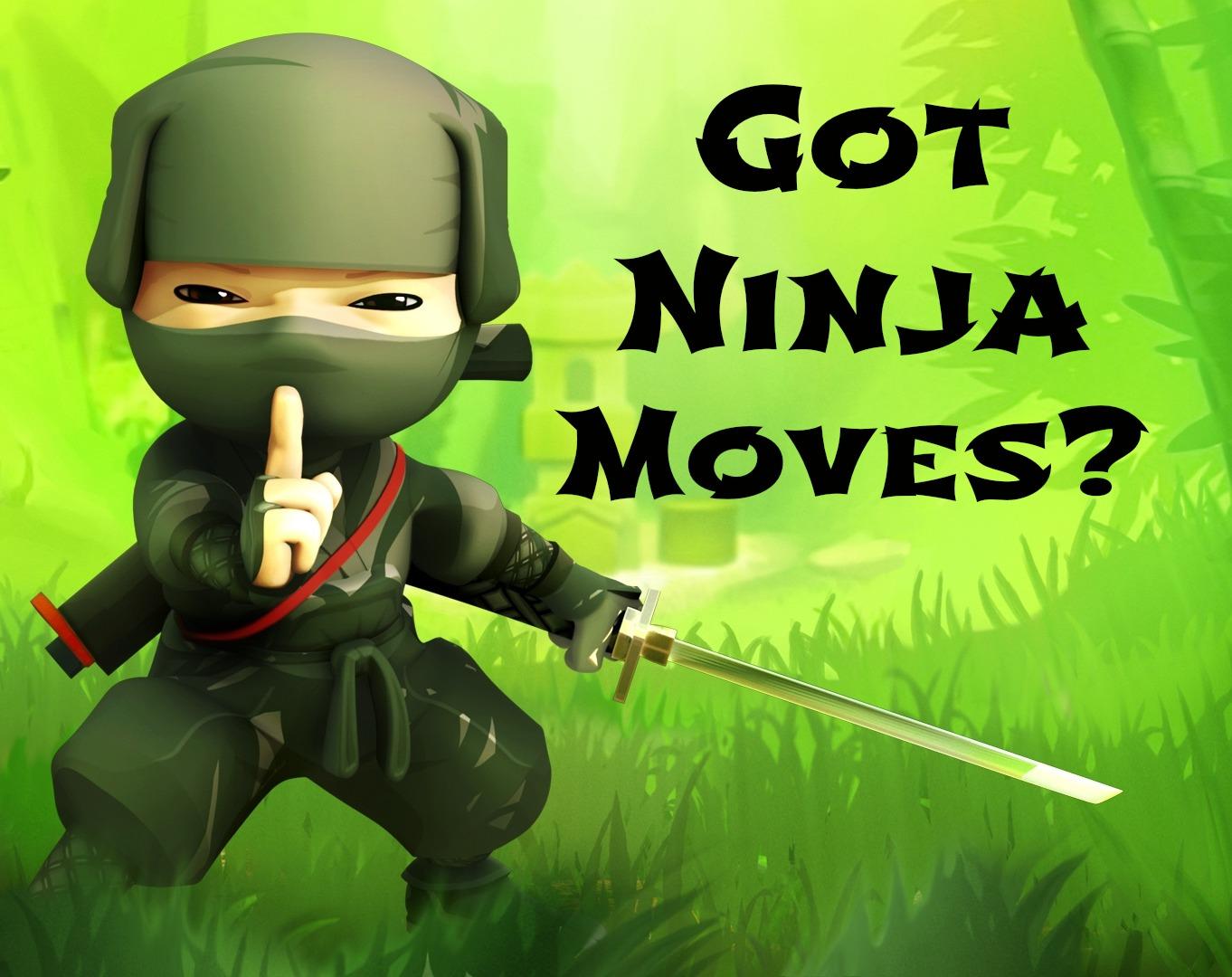 LOA Ninja Moves