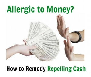 Are you repelling cash?