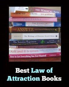 Top 7 Manifesting Books