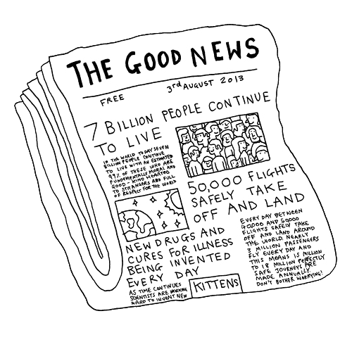 Where to Find the Good News