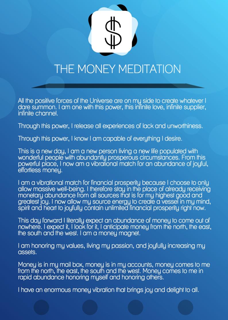 Powerful Money Spells | Good Vibe Blog