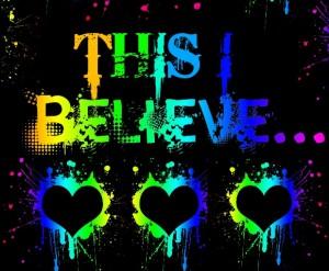 Be a Choosy Believer