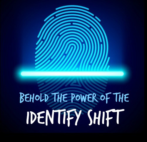 Identity Shifting for Manifesting Success