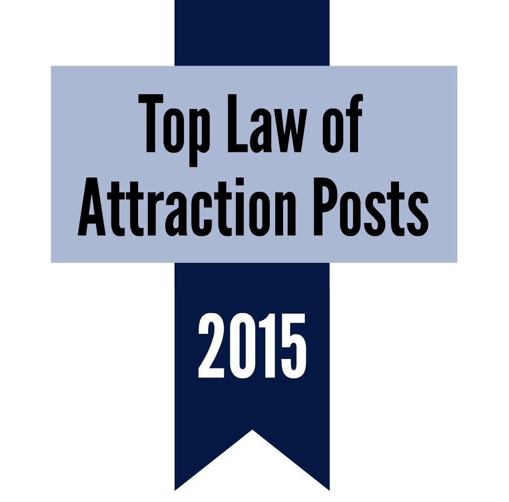 Top Law of Attraction Blog Posts 2015