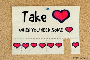 Take Heart: You've Got This